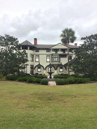 เดอแลนด์, ฟลอริด้า: Stetson Mansion - Deland, FL JAN 2017