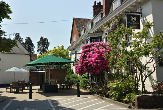 Restaurants Near Liphook
