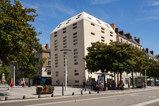 Hotel la perouse updated 2017 reviews price comparison for Hotel france nantes
