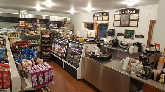 Wevertown, Estado de Nueva York: Full Belly Deli