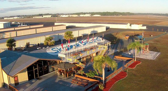 View of Skydive DeLand