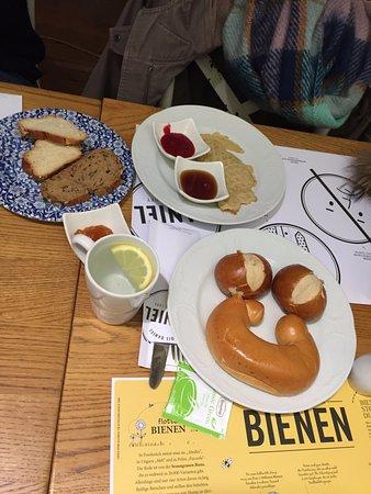 Hotel Daniel Vienna: gouter