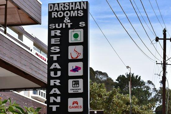 Hotel Darshan Ooty: Hotel Board