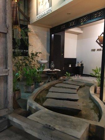 Miracle Spa: Genial! Muy profesionales, ambiente relajado, la masajista muy agradable. He probado el aromatic