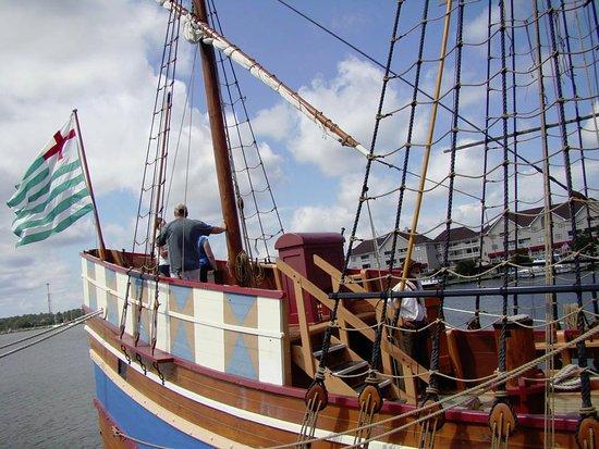 Manteo, นอร์ทแคโรไลนา: Ahoy!