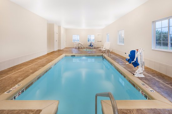 Perry, Оклахома: Indoor heated pool and spa