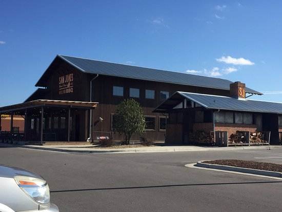 Winterville, North Carolina: Resturant