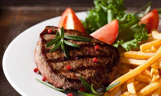Dewsbury, UK: Beef Steak