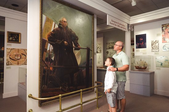 The Mariners' Museum & Park: Age of Exploration