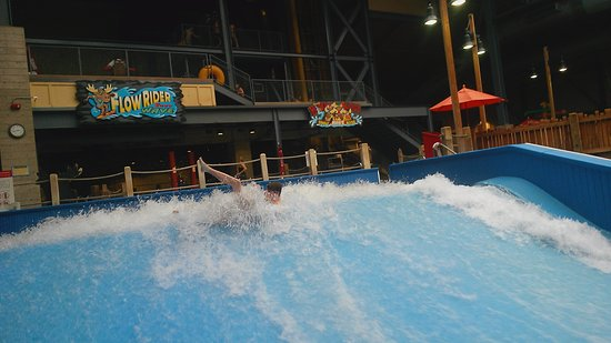Kellogg, ID : wave runner surf/knee board pool