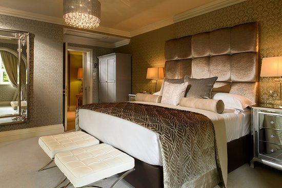 The Killarney Park Hotel: The Master Suite