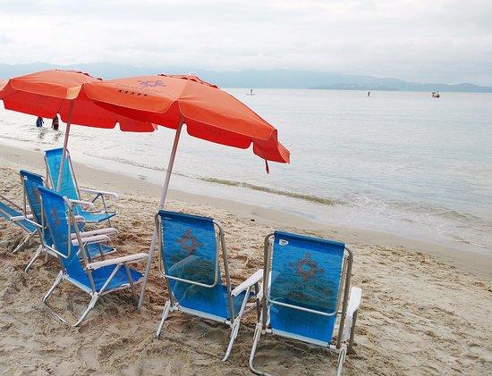 Villas Jurere – Hotel Boutique: Serviço de Praia