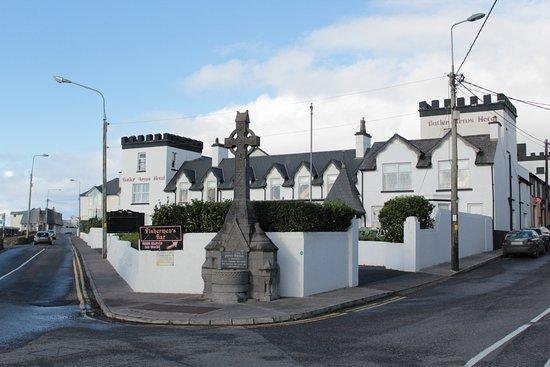 Waterville, İrlanda: Cruz Celta