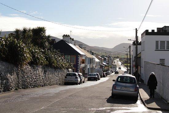 Waterville é uma unica Rua de frente ao mar