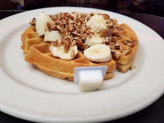 Drake Diner: Waffle