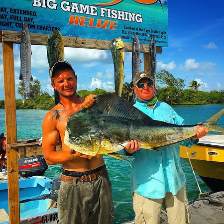 Mojo Big Game Fishing & Tours