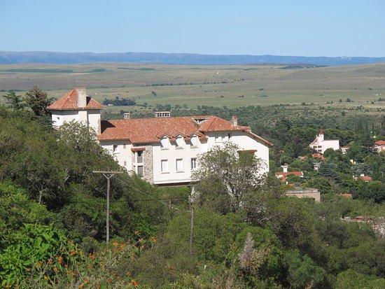 Castillo de Mandl: El castillo