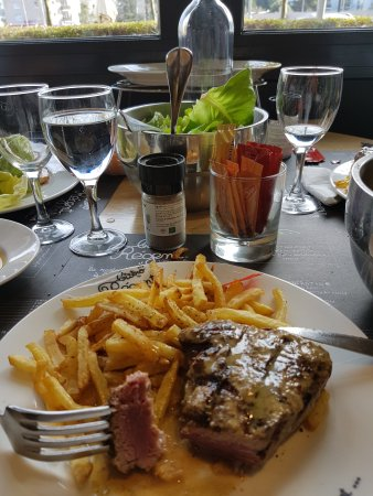 Bistro r gent talence 1 place de l 39 eglise restaurant for Restaurant talence