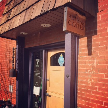 Our Beautiful Front Door Picture Of Artisan Center Denver