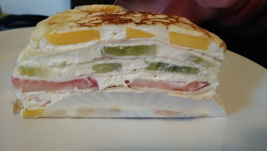 Mille Crepe Cake Uk