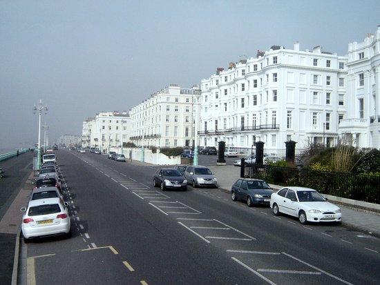 Seafront Kemptown Brighton Robert Bovington