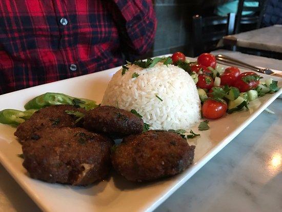 Enoteca Maria: Turkish dish
