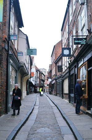 Shambles Kitchen : On the 'Most picturesque street in the UK'