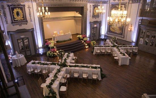 DoubleTree by Hilton The Tudor Arms Hotel: Crystal Ballroom
