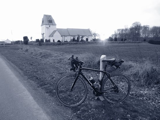 Part of the Haderslev Camino Ride