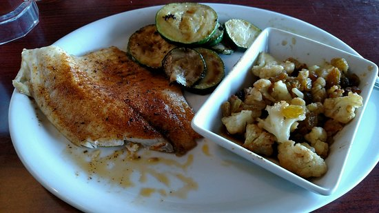 Tifton, GA: Blackened Talapia