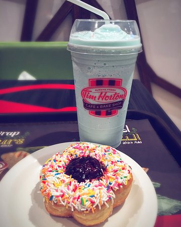 Tim Hortons Cafe & Baker Shop