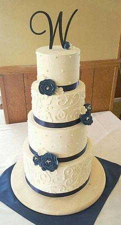 Woodstock, Илинойс: wedding cake