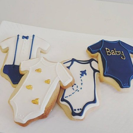 Woodstock, IL: custom cookies