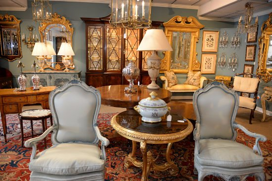 Traditional Antiques And Lovely Lighting Picture Of 14th
