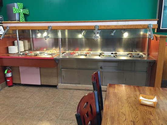 Livingston, AL: They offer lunch buffet