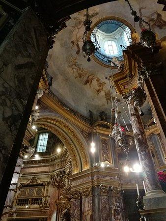 Santuario Basilica La Consolata : SUGGESTIONE BAROCCA