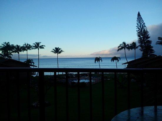 Polynesian Shores: View from lanai