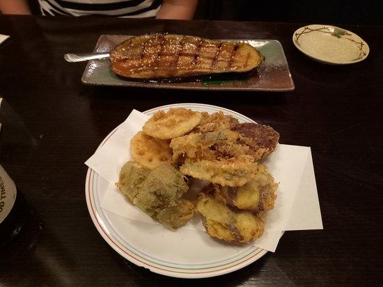 Yoshitsune Restaurant: Tempura
