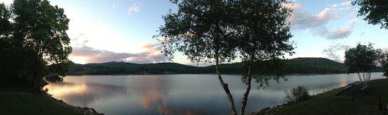 Wilmington, VT: Catamount Trailhead Harriman Reservoir