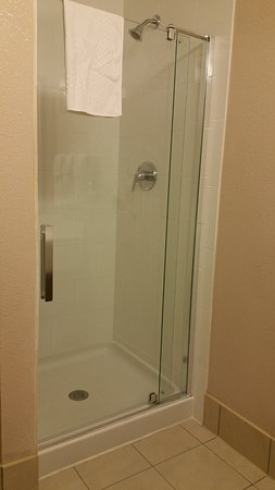Benton Harbor, Μίσιγκαν: Shower stall