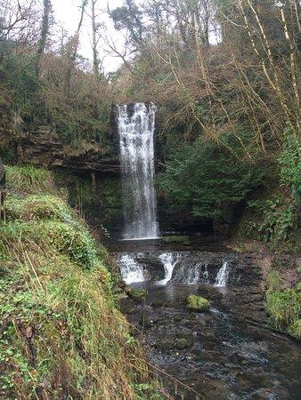 Langs Bar Glencar waterfall and one of the many deserted beaches around Grange Co Sligo