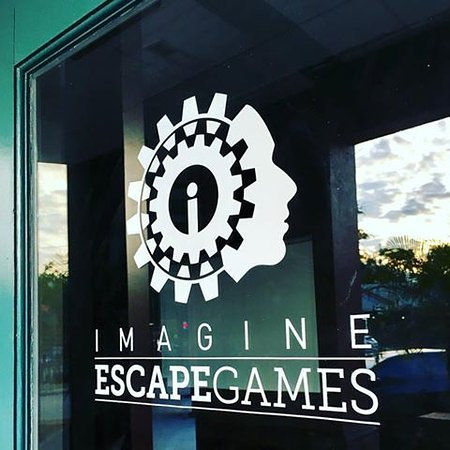‪Imagine Escape Games‬