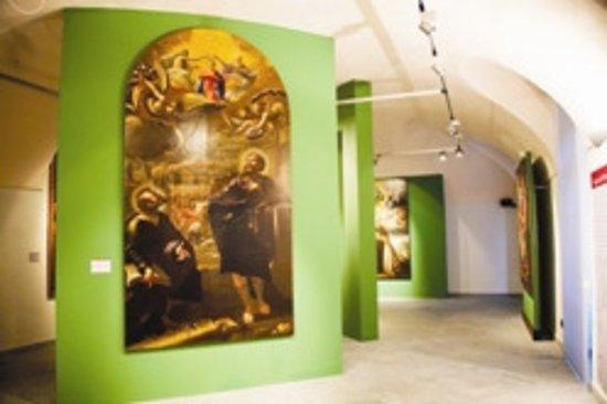 Tortona, Italia: Una sala del museo