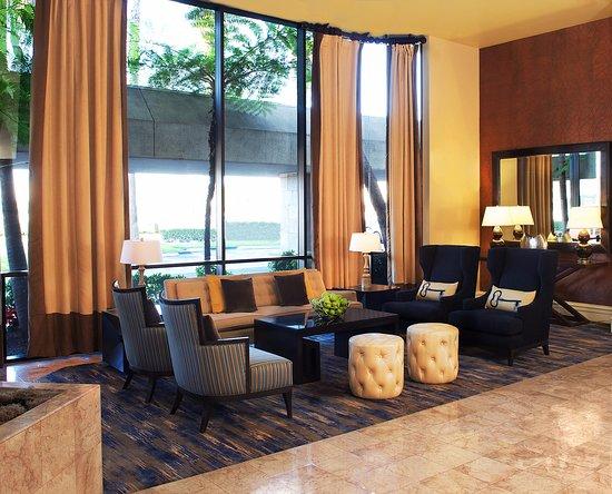 Sheraton Mission Valley San Diego Hotel: Lobby