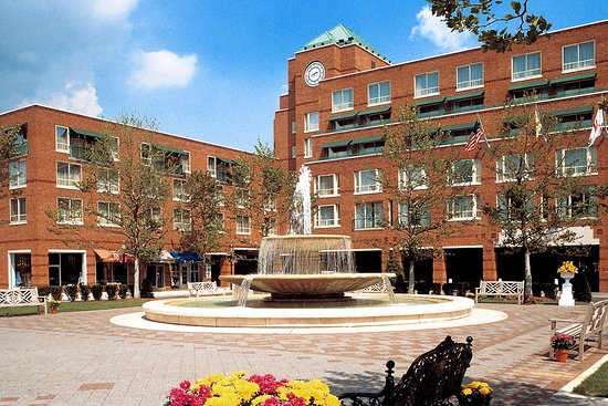 The Westin Princeton at Forrestal Village: Hotel Exterior - Welcome to Forrestal Village!