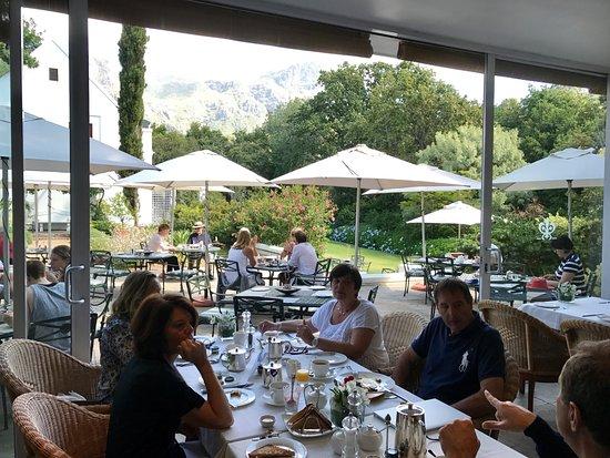 The Conservatory: le restaurant du petit déjeuner et des apéritfs, digestifs....