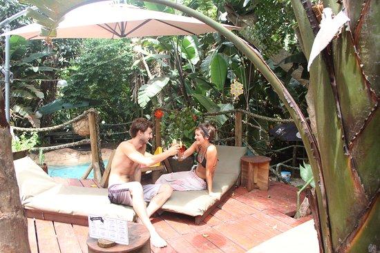 Umzumbe, África do Sul: Cheers!