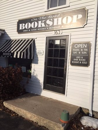 Canton, CT: On The Road Bookshop