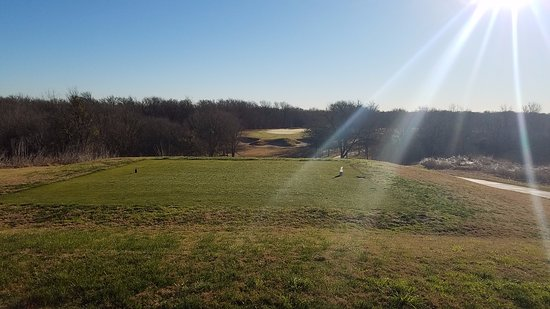 Manor, TX: #6 from the tee box