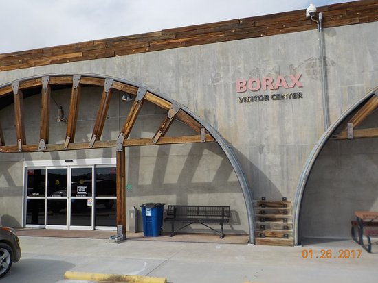 Boron, แคลิฟอร์เนีย: BORAX VISITOR CENTER